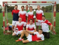KLN-Meister 2015: Raffelberg United
