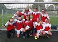 KLN-Meister 2016: Raffelberg United
